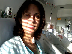 Shirley in the hospital