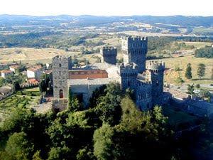 torre alfina-castello