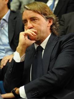 Roberto Mancini al Chiambretti Night
