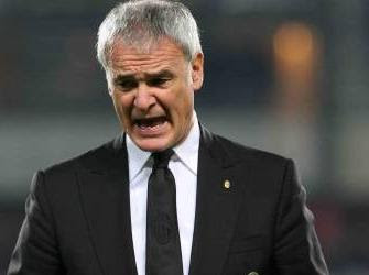 Claudio Ranieri in bilico