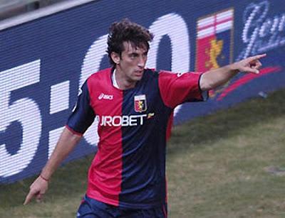 Milito e Motta passano dal Genoa all'Inter