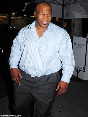 Tyson nel dramma
