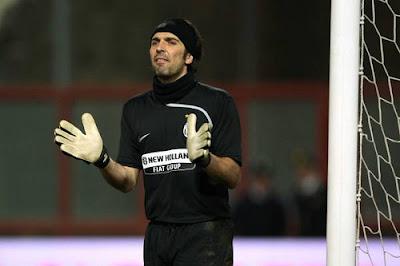 Buffon rammaricato per la sconfitta ma felice per Trezeguet