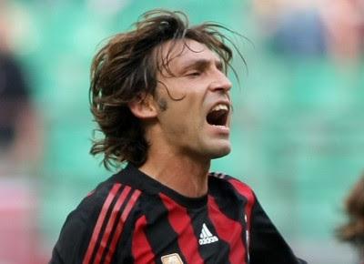 Pirlo resta al Milan. Presto un bomber
