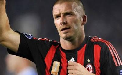 Beckham apre al Milan