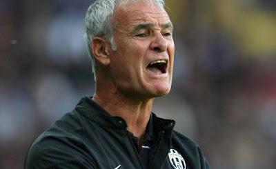 Ranieri e la Roma, si parte