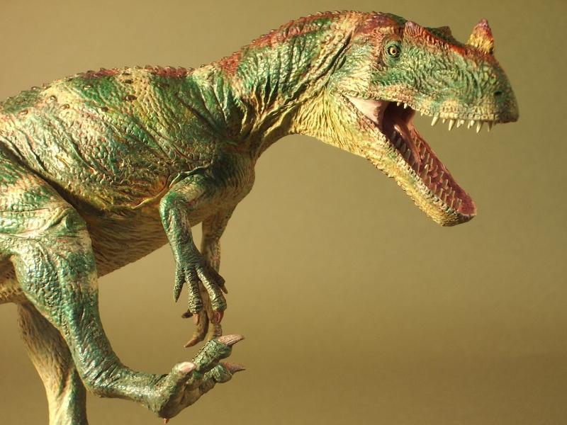 恐竜・古生物模型作品ギャラリー...