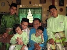 Saya, Apik, Jimi, Ijam, Jeha & Aisy