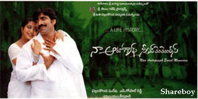 Naa Autograph Sweet Memories (2004) HD Telugu Full Movie Watch Online Free