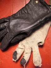 Tutorial: Make a new lining for your leather gloves!