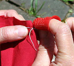 Tutorial: How to relieve the stress of sewing thousands of stitches