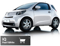 Buy a Toyota iQ online - just add it to your basket and check out!