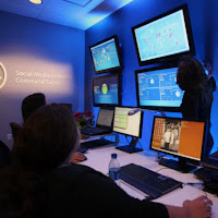 Dell Social media monitoring center - so cool!