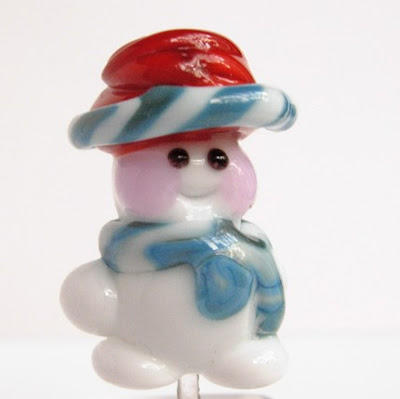snowman-lampwork-glass-bead