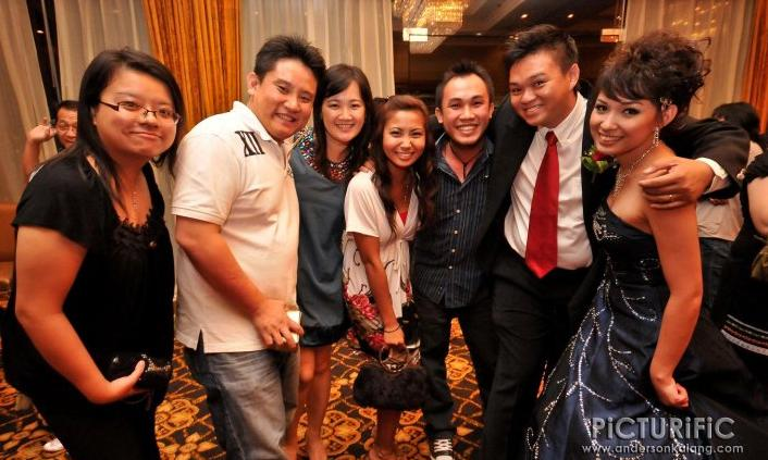 Rtr Rendy + Rtr Ivy Wedding Reception