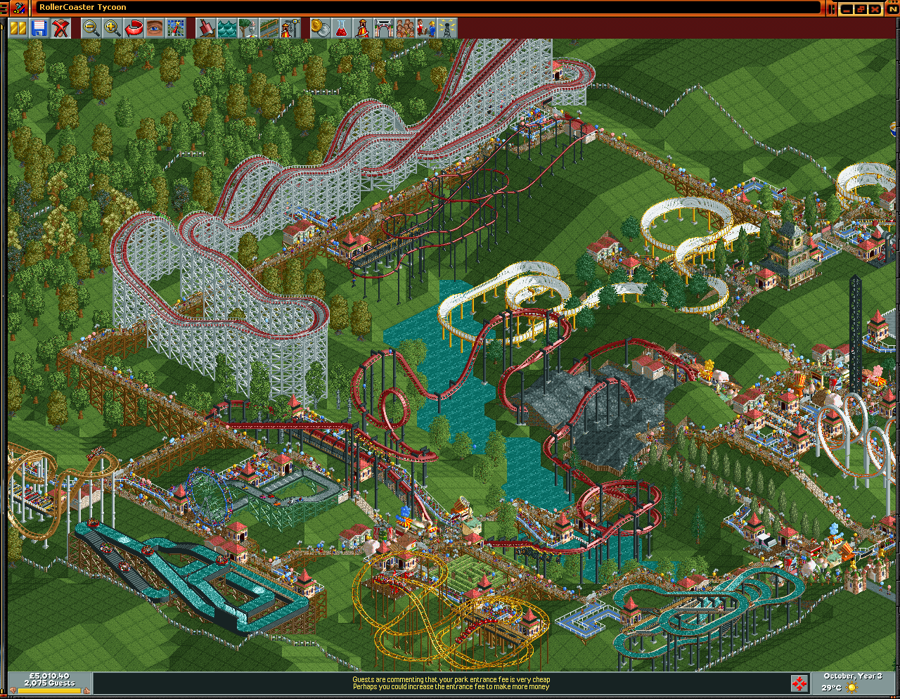 Roller coaster tycoon nude patch hentia image