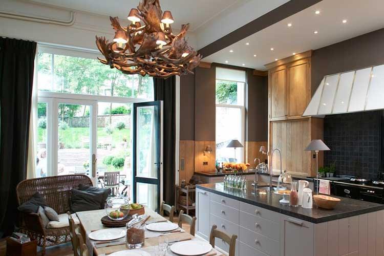 Laboratorium inspiracji flamant - Residence decoration cuisine ...