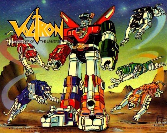 Voltron Oyunları
