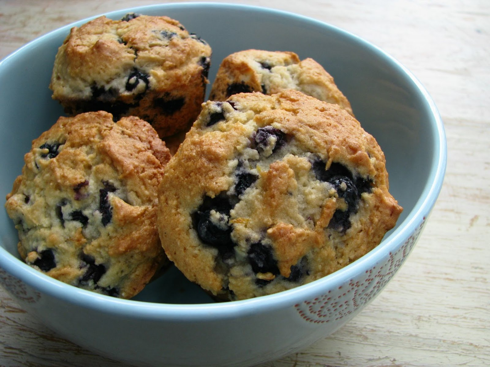 gluten and dairy-free blueberry & almond muffin recipe ...