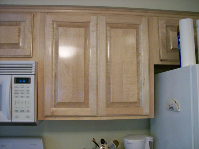 Jeff bushway 39 s woodworking custom kitchen cabinets for Custom made kitchen cabinets cost