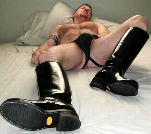 from Remington boot gay leather