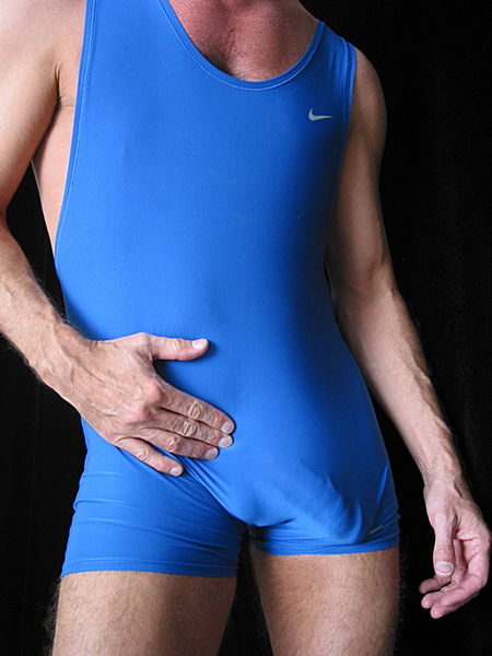 Mens Activewear Wrestling Singlets at International Jock