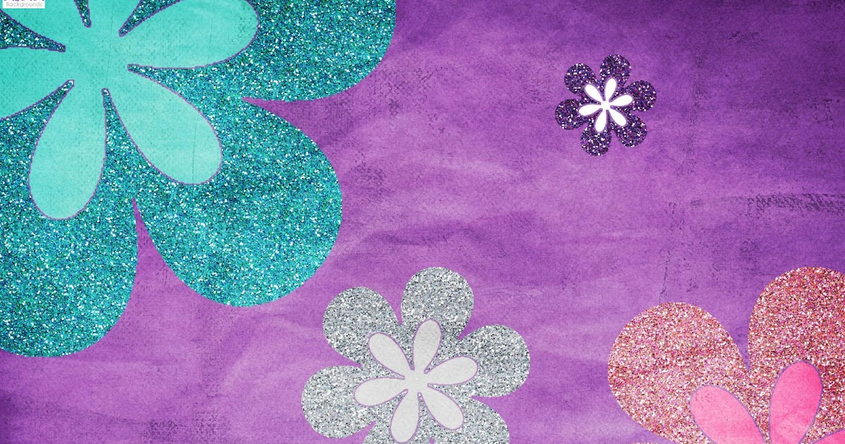 Dotty Dot Dot Design FREE Twitter Backgrounds: Glitter ...