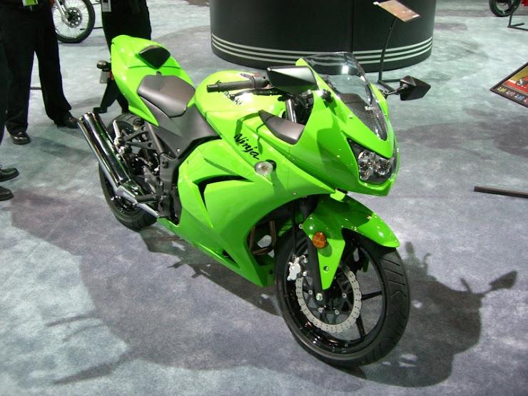 KAWASAKI 250 CC