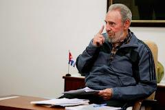 apareció Fidel en mesa redonda