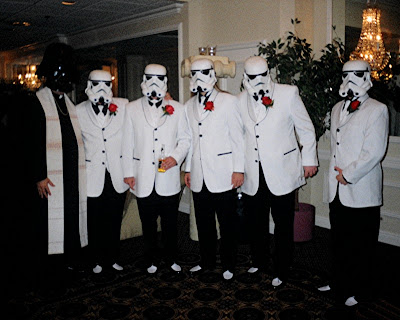 Star Wars Ushers. Obviously.