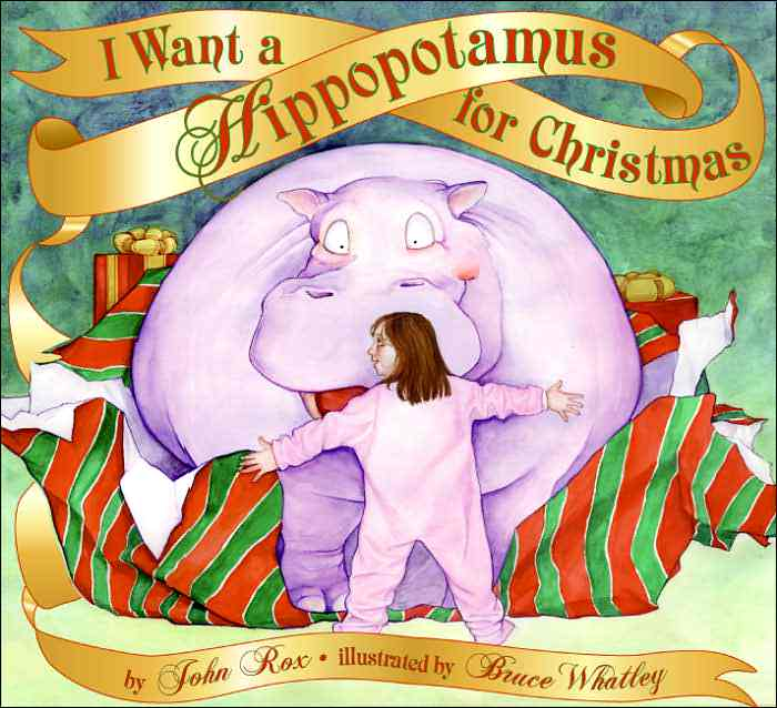 i want a hippopotamus for christmas  download