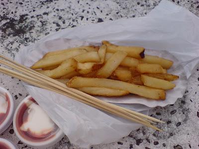 BiCentennial Park Clarkfield Pampanga Picka Picka Food eTelecare AOL ISD