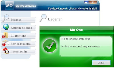 Mx One Antivirus 4.5.0