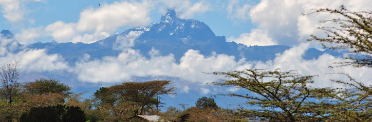 In The Shadow Of Mt. Kenya