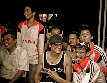 IFA - Prof.Freestyle Indonesia - Aaron Twite