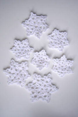 MG 4788 2 Learning To Crochet | Crochet Snowflakes