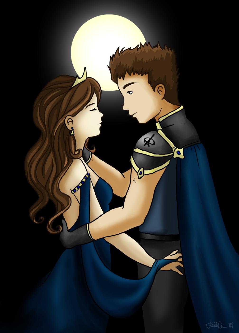 a fairy tale: