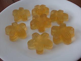 Homemade Fruit Juice Snacks, fun snacks for kids