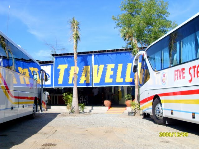 LaPaz Five Star Bus Station