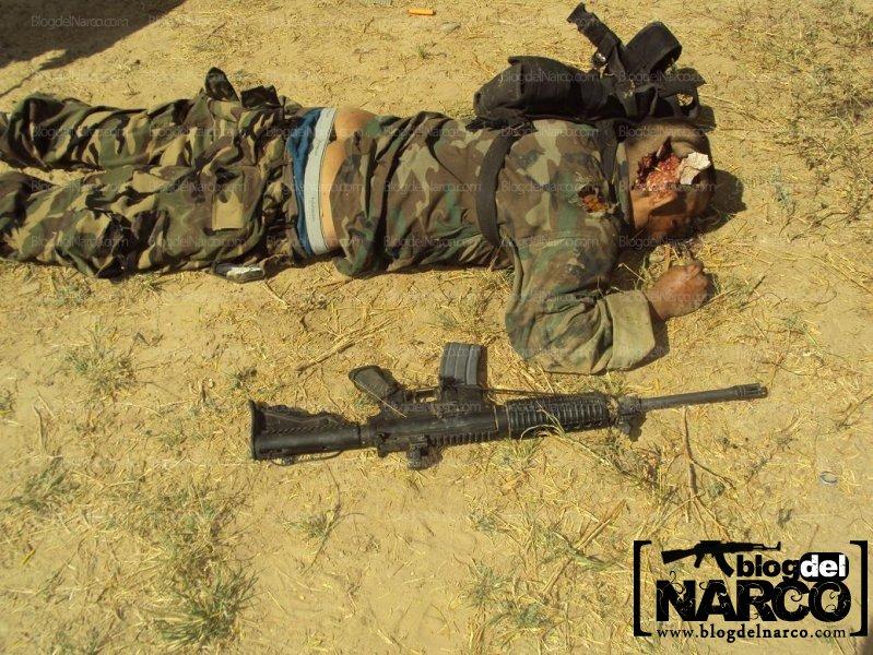 de enfrentamiento en Nuevo Leon - El Blog del Narco - El Mundo del