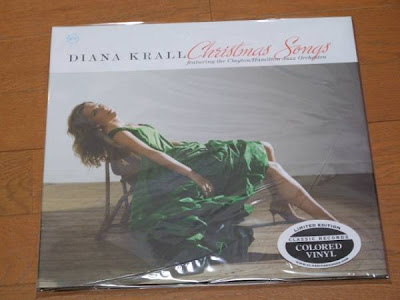 vinyl of the month diana krall christmas songs - Diana Krall Christmas Songs
