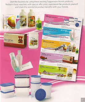 SIGN-UP NOW!!!  Enjoy PRIVILEGE PURCHASE as a new Tupperware Brands Consultant