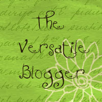 Versatile Blog Award