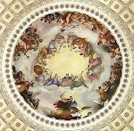 "Brumidi&#39;s ""The Apotheosis of George Washington"""