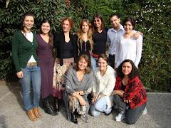 Post-Título Terapia Sistémica de Familias y Parejas Santiago. Promoción 2009-2011