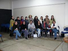 """Diplomado """"La familia como recurso en los programas sociales"""" Santiago 2010"""