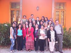 """Clausura Diplomado """"La familia como recurso en los programas sociales"""" 2010"""