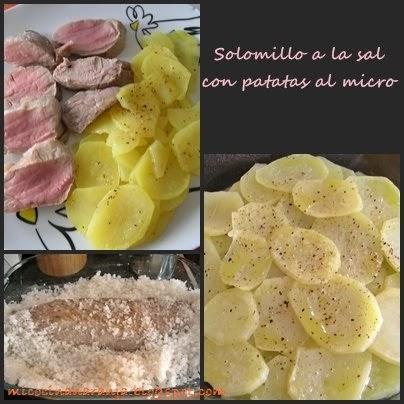 Mi cocina naranja solomillo ib rico a la sal Solomillo iberico al horno