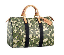 I Need This: Louis Vuitton Murakami Monogramouflage Speedy 35