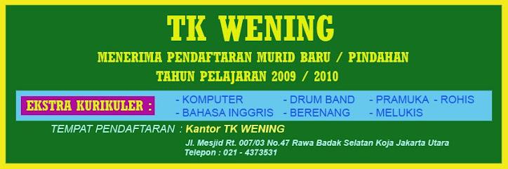 TK WENING